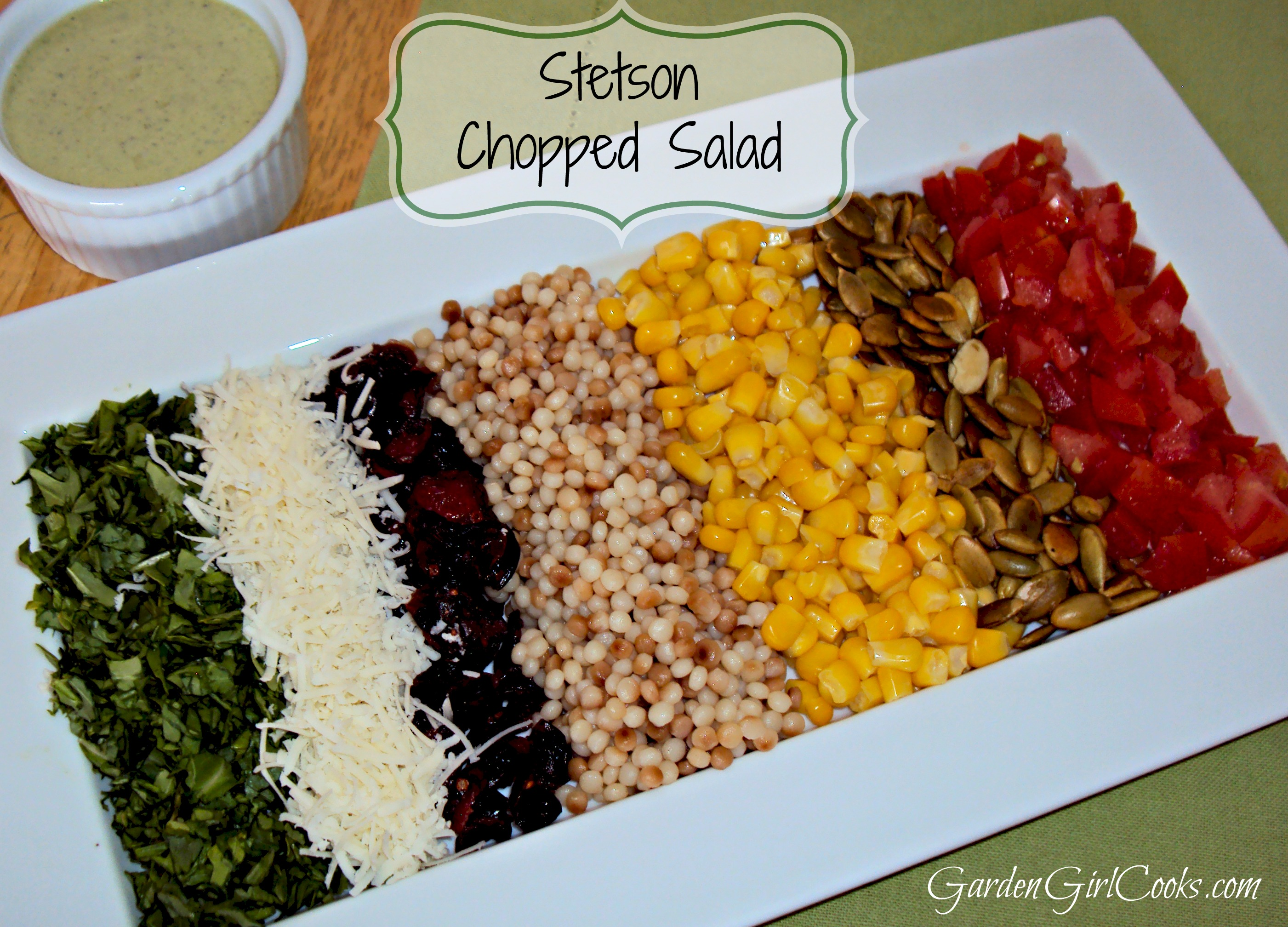 Stetson Chopped Salad