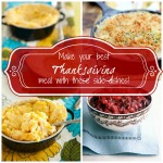 best thanksgiving day side dishes